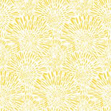 Vintage Floral Pattern With Dandelions Or Asters.