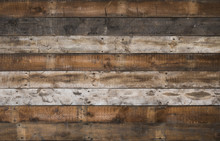Reclaimed Old Wooden Background