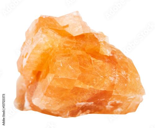 Papiers peints specimen of chabazite rock isolated