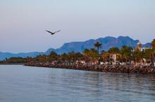Village Of Loreto In Baja Mexi...