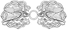 Vector Illustration Of Celtic ...