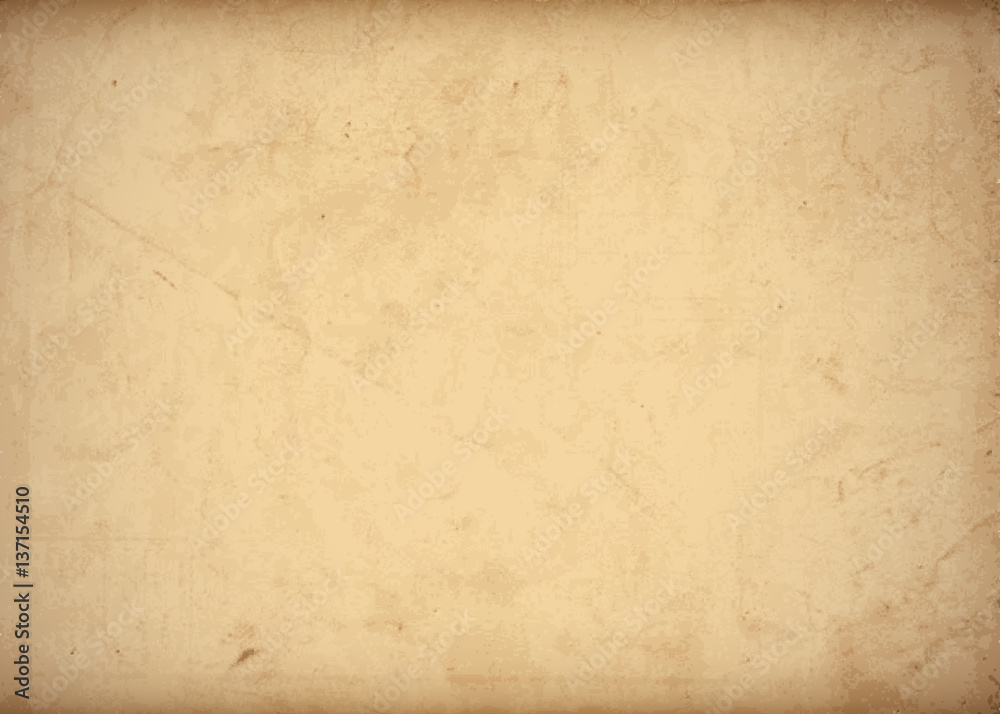 Fototapety, obrazy: Old paper texture background