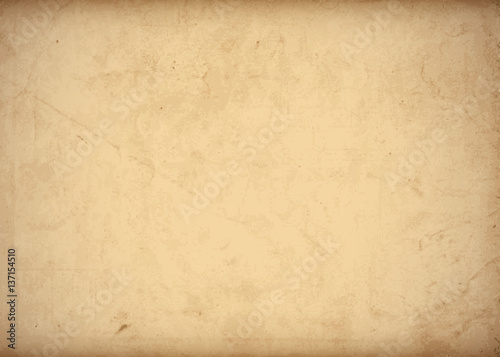 Fotomural  Old paper texture background