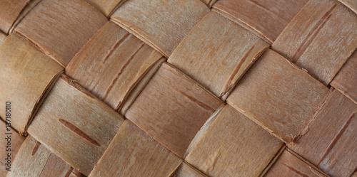 Fotografering  Netting made of birch bark
