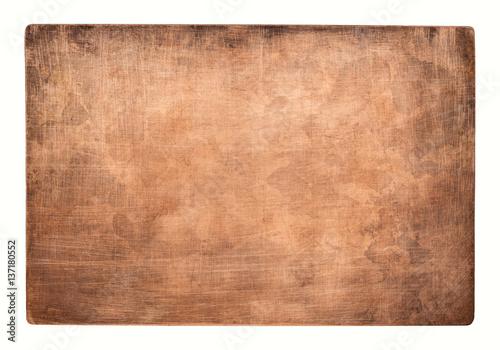 Fotografia Old copper texture