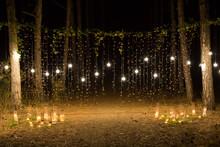 Wedding Ceremony Evening With ...