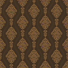Panel Szklany Ornamenty luxury background