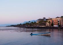 Village Of Loreto In Baja Mex...