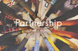 Partnerhsip Agreement Business Collaboration Concept
