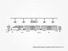 Subway (underground Railway) S...