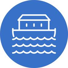 Noah Ark Icon