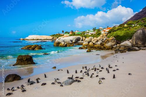 The beach on the Atlantic coast
