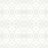 Biała geometryczna tekstura z ręka rysującymi cudzysłowami - 137350745