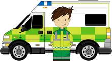 British Ambulance And EMT Para...