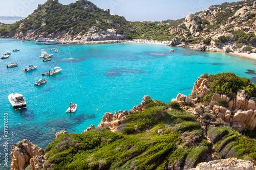 Photo  Cala Corsara, Sardinia island, Italy