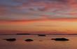 Georgian Bay Brilliant Sunset