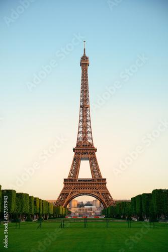 Pinturas sobre lienzo  Eiffel Tower Paris