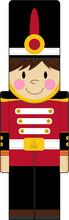 Cute Cartoon Toy Soldier