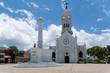 canvas print picture - Apostol Kirche in San Pedro de Macoris