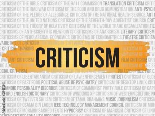 Fotografija  Criticism
