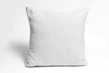 Cushion On A White Background