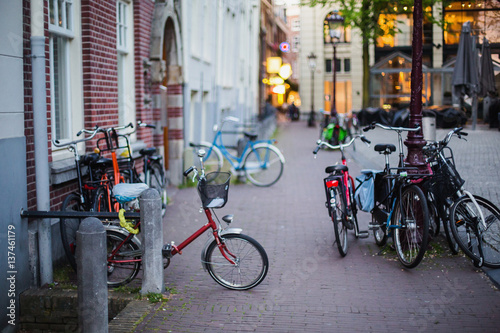 Photo  A stroll through the streets of Amsterdam