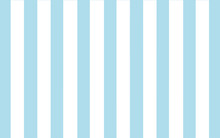 Classic Blue And White Stripe ...