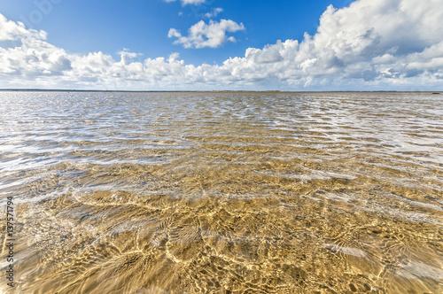 Spoed Foto op Canvas Noordzee Entspannung an der Nordsee