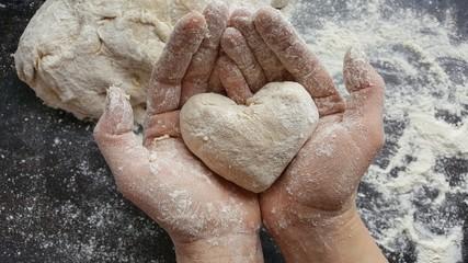 Pieczenie z miłością