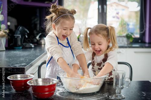 Fototapeta pieczenie ciasteczek obraz