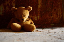 Sad Teddy Bear