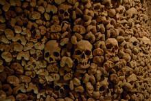 The Ossuary Of St. James' Church, Brno
