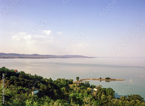 Photo  Lake Balaton,Hungary