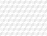 Biały tekstury pudełka kształta bezszwowy wzór - 137674558