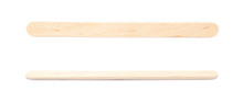 Medical Test Wooden Stick Isolated