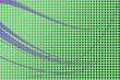 Leinwanddruck Bild - Abstract 3D background