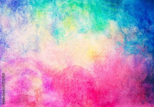 recznie-malowany-abstrakcyjny-obraz-w-pastelowych-barwach