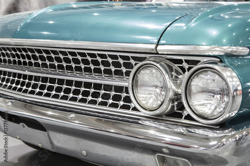 фотография  old and classic american car