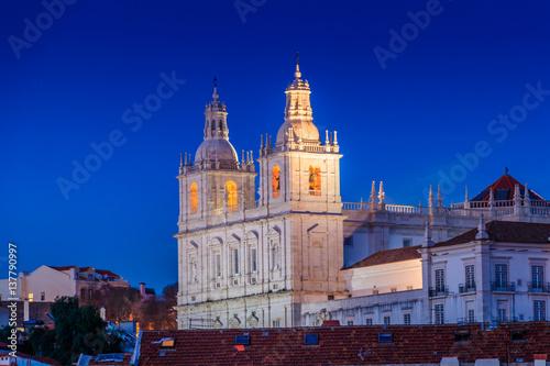 Photo  Lisboa - Igreja de São Vicente de Fora