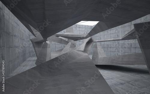 wnetrze-ze-szkla-i-betonu-3d