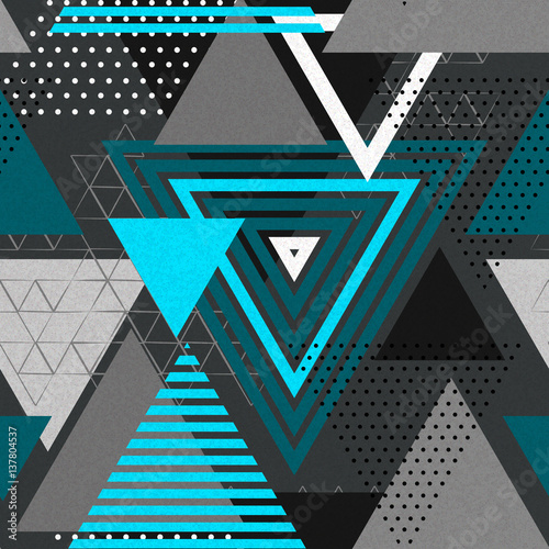 abstrakcjonistyczny-modnisia-poligonu-trojboka-tlo-bezszwowe-tlo-wzor-trojkata