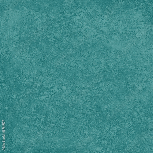 plain solid dark blue green background with rough distressed vintage
