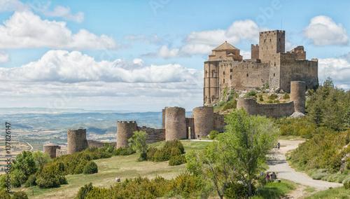 Loarre Castle (Castillo de Loarre) in Spain
