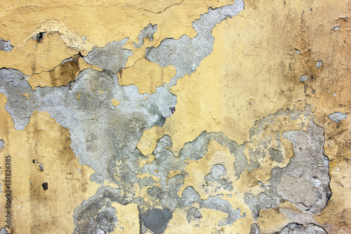 Canvas Prints Old dirty textured wall old concrete wall