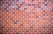 Textur Ziegelsteinmauer.