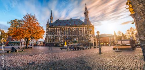 Photo Rathaus Aachen