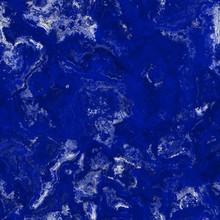 Seamless  Deep Blue Lapis Lazuli Pattern