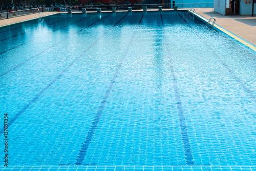 Fotografia, Obraz  swimming pool plunge pool