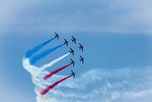 The Patrouille De France Makin...