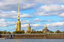 Peter And Paul Fortress On The...